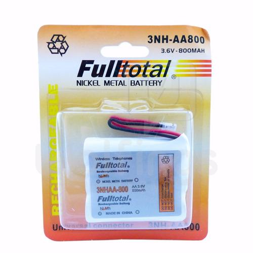 bateria p292 p501 p504 telefono panasonic - factura a/b