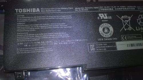 bateria pa5107u-1brs toshiba  original l45 p55 l45d l50 l55