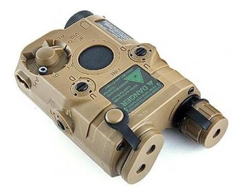 bateria pack vfc an /peq-15 tan