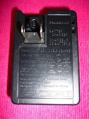 batería panasonic cargador