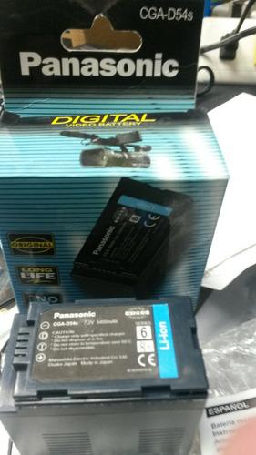 bateria panasonic cga-d54s