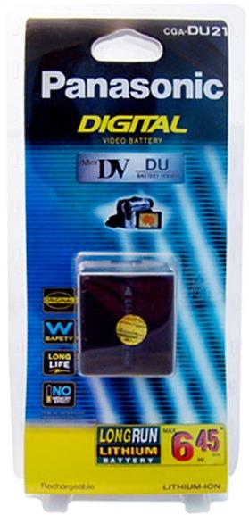 Bateria Panasonic Cga Du21 Original Gs30 Gs40 Gs50 Gs70