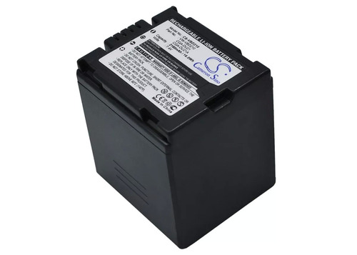 bateria panasonic cga-du21 pv-gs83 pvgs83 gs83