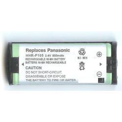 bateria panasonic hhr-p105 original sin blister inalambrico