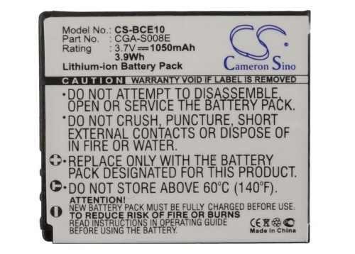 bateria panasonic s008 dmcfs3s dmc-fs5 dmcfs5 dmc-fs5s