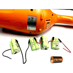 Bateria Para Aspirador Electrolux Ergo 11-12-13-14