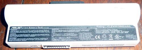 batería para asus eee pc 900 - 5800 mha  probada funcionando
