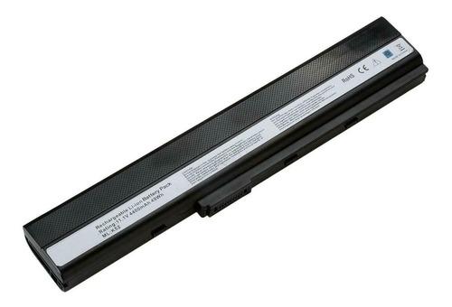 bateria para asus x67 x5i x52 x42 p62 p82 p42 p52 a32-k52 a3