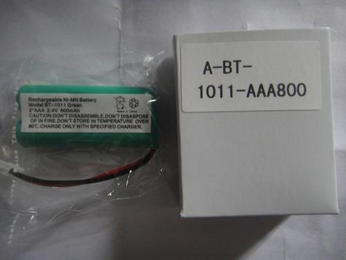bateria para at&t/lucent bt18433 bt28433 uniden bt1011 101 b