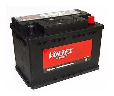 batería para auto  72  amperes