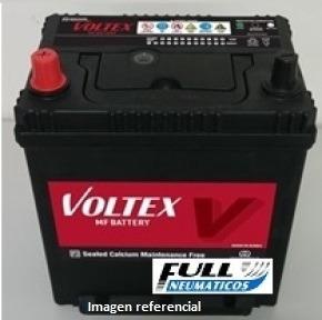 batería para auto amperes