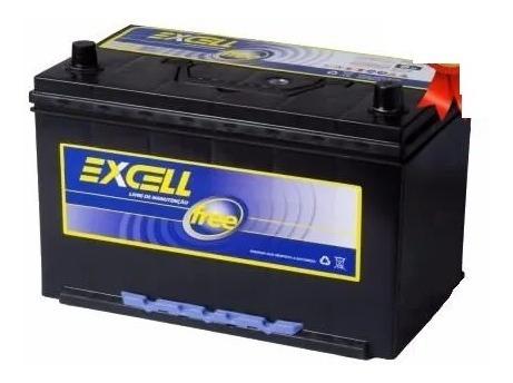 batería para auto excell 95 amperios