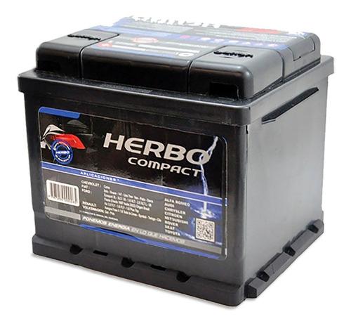 bateria para auto herbo 12x45 compact colocacion a domicilio