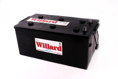 bateria para auto willard heavy duty ub1390 i 12x200