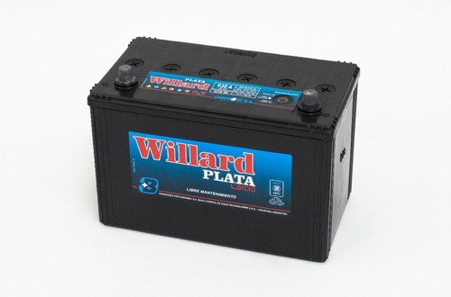 bateria para auto willard jis ub 930 ag d n70r