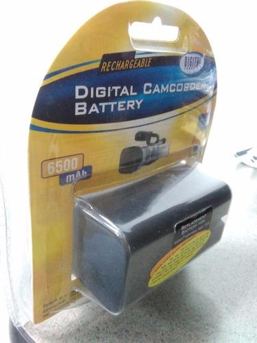 bateria para camara video sony