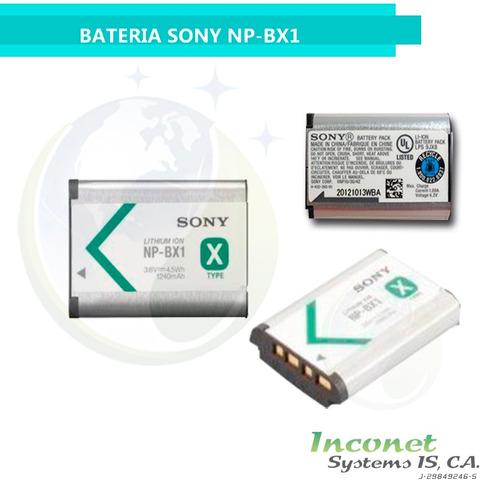 bateria para camaras sony
