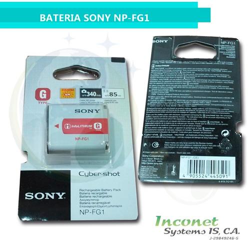 bateria para camaras sony np- fg1 inco