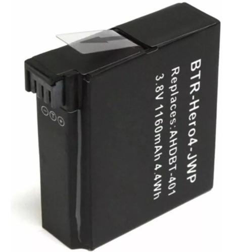bateria para camera gopro go pro hd hero 4 lithium ahdbt-401