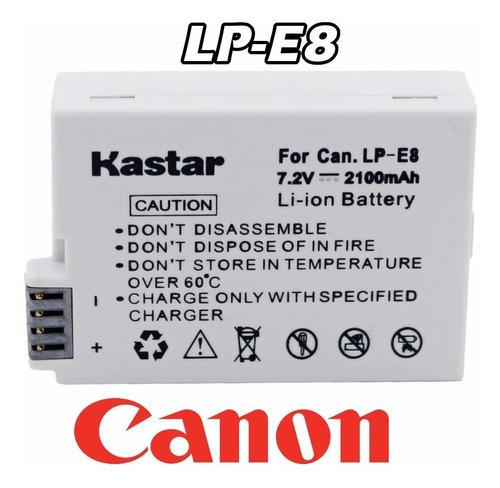 bateria para canon