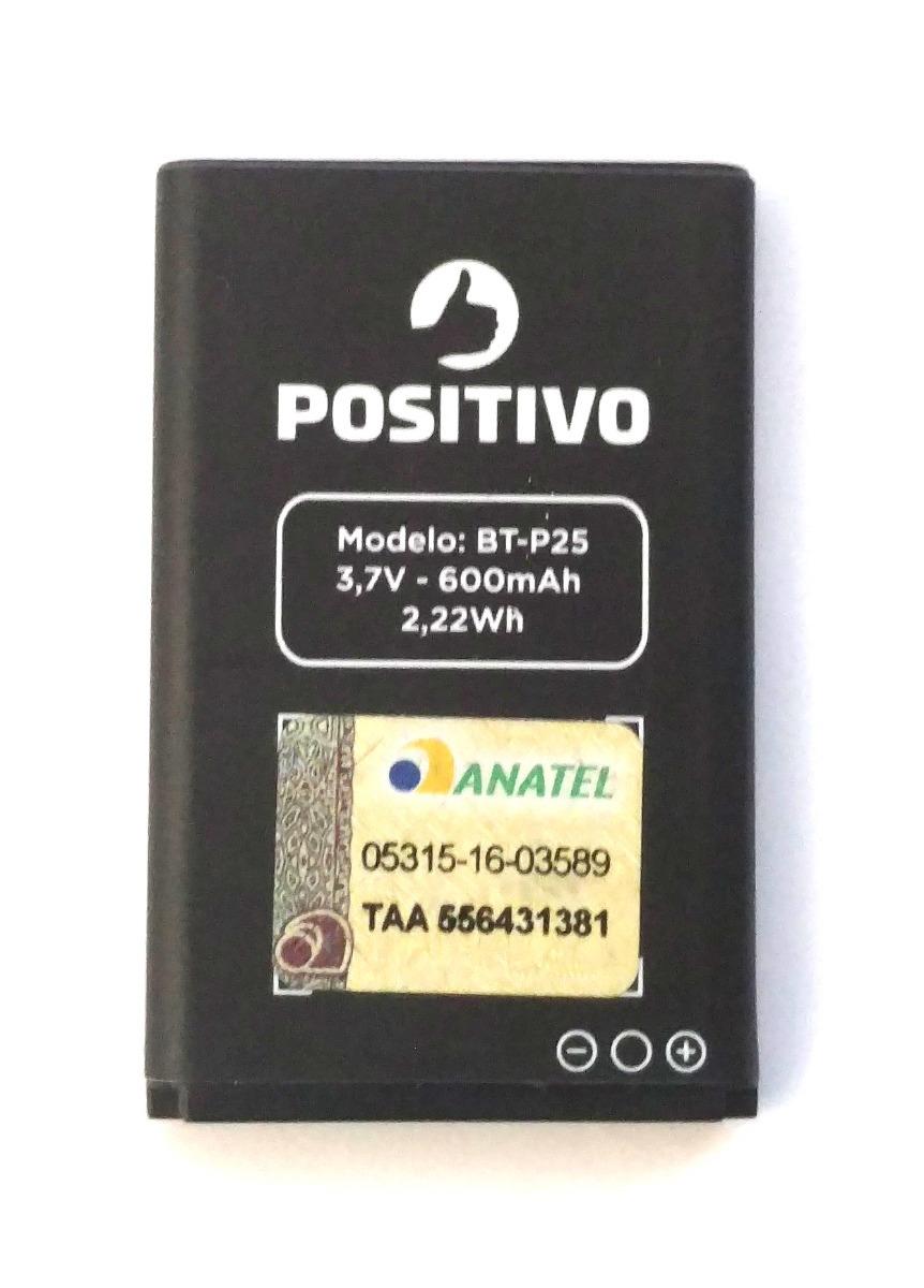 bateria para celular positivo p25 bt p25 nova r 25 99 em mercado