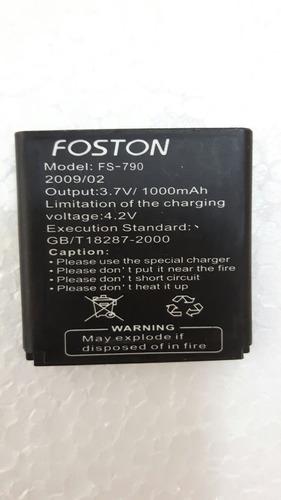 bateria para celular foston fs 790