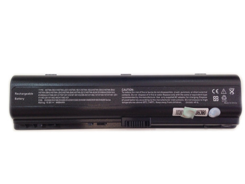 bateria para compaq presario f500 f700 - l18650-6dvv