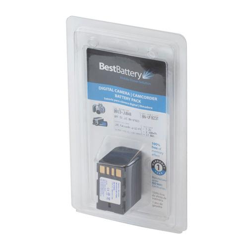 bateria para filmadora jvc bn-vf815 - longa duracao (3x)