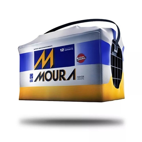 bateria para ford kuga 2007 2008 2009 / nafta m24kd 12x75