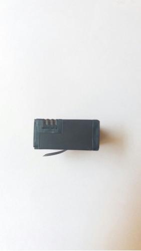 bateria para gopro hero 3, 3+black
