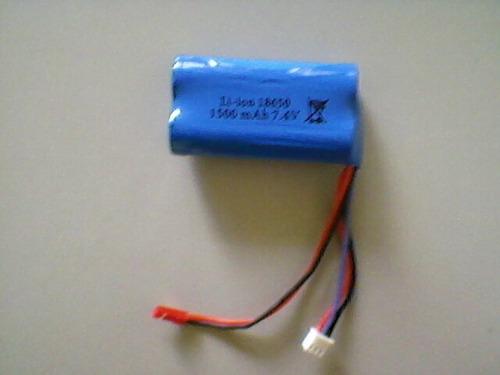 bateria para helicoptero volture 848b