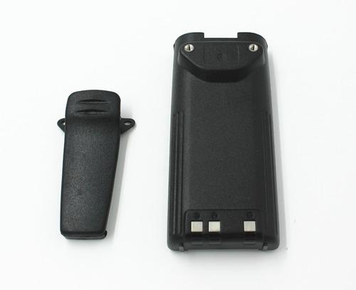 bateria para icom bp210 v8 v82 1800mah ni-mh