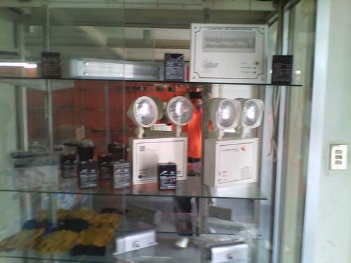 bateria  para lamparas de emergencia 6v/4ah