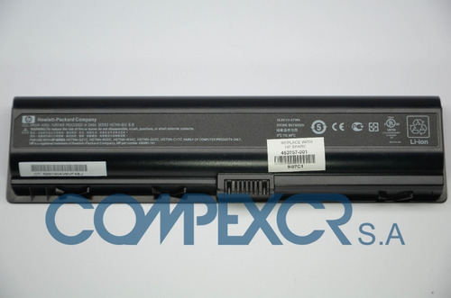 bateria para laptop hp pavillion dv 6000 original nueva