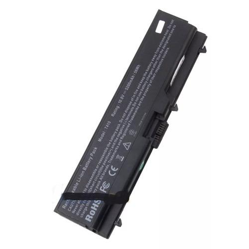 bateria para lenovo thinkpad e40 e50 t410 t410i