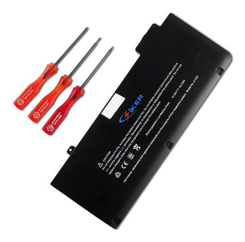 bateria para macbook pro 13  2009-2012 unibody a1322 a
