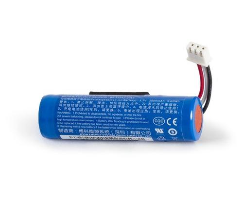bateria para moderninha pro pag seguro c/ carregador externo