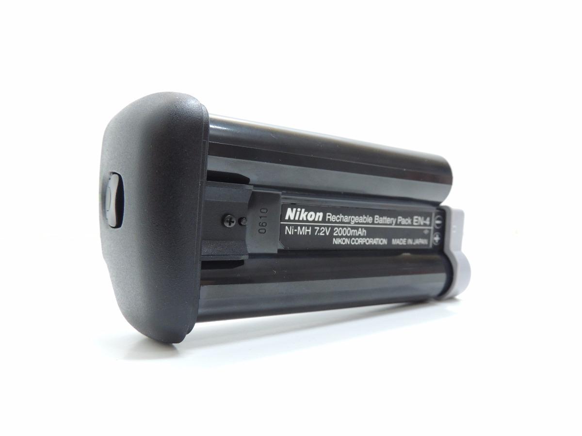 Bateria Para Nikon D1 D1h D1x 2000mah En 4 R 3500 Em Mercado Livre Carregando Zoom