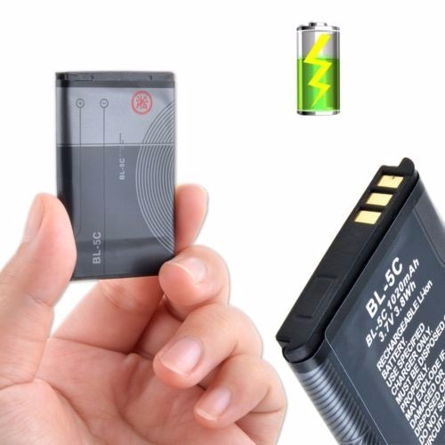bateria para nokia 1100 5130 6030 6085 6086 6230 6267