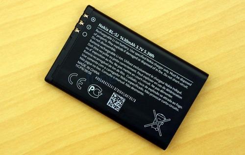 bateria para nokia lumia bl-5j  c3 620 520 5800 x6 5230