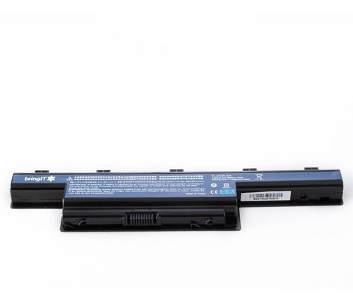 bateria para notebook acer aspire 5750 as10d51 v3-571 as10d31 - marca bringit