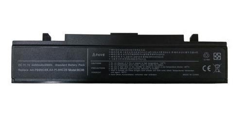 bateria para notebook samsung rv410 rv411 rv415 - aa-pb9nc6b