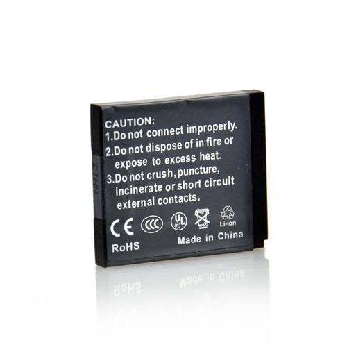 bateria para panasonic bck7e dmc-fh2 dmc-fp5 dmc-fs1