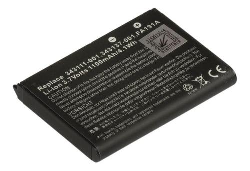 bateria para pda hp ipaq-h h4150