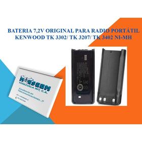 Bateria Para Radio Portatil Kenwood Tk-3402/3302/3207 7.2v