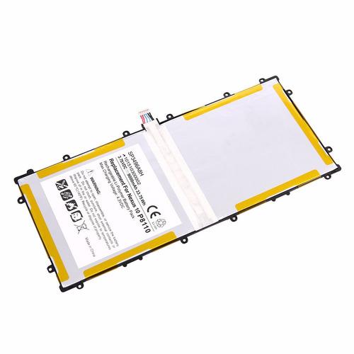 bateria para samsung google nexus 10  tablet gt-p8110