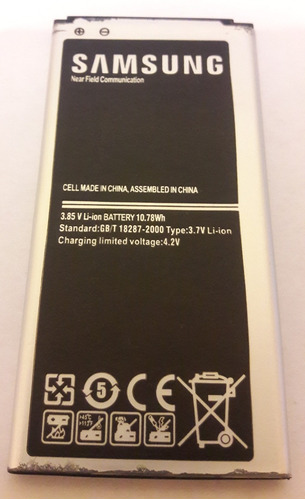 bateria para samsung s6