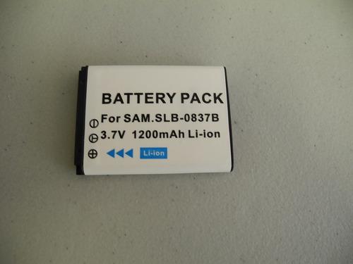 bateria para samsung slb-0837