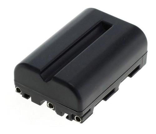 bateria para sony np-fm500h alpha a200 a700 a300 1800mah