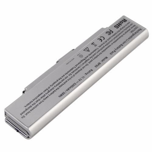 bateria para sony vaio vgp-bps9/b vgp-bps9/s vgn-nr240e